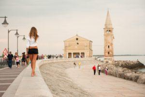 Dovolená v Itálii - Caorle #Cestování