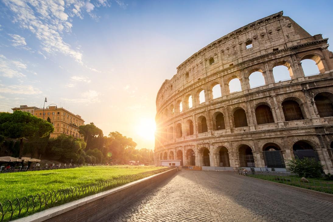 Počasí v Itálii  #Cestování