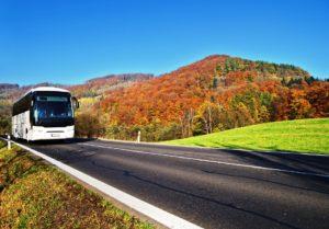 Do Itálie autobusem