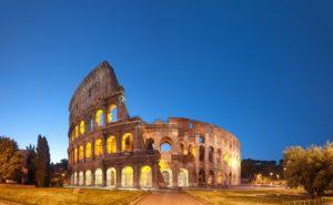 Colosseum v Římě